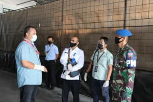 Gaya Peredaran narkoba berubah, Satpomau Lanud Husein Sastranegara perkuat sinergi dengan Bea Cukai. dan BNN