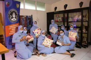 Danlanud Husein Sastranegara resmikan lembaga ketrampilan dan pelatihan (LKP) Tunggadewi Lanud Husein Sastranegara