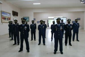 Lanud Adisutjipto gelar Upacara Peringatan HUT ke-75 TNI secara daring