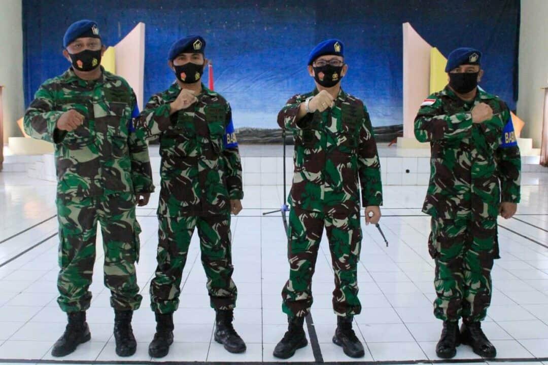 *Bintara Pembina Potensi Dirgantara dilantik Komandan Lanud Sam Ratulangi*