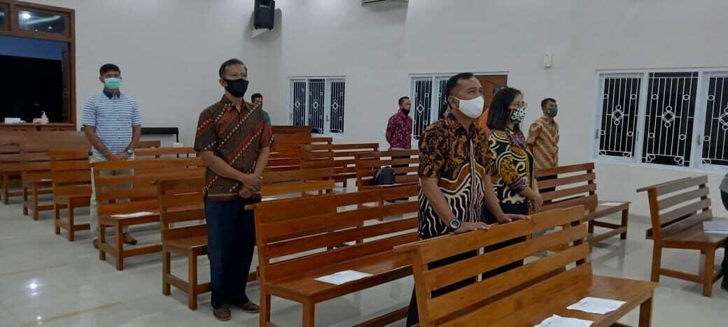 Tingkatkan Iman dan Taqwa, Lanud Adisutjipto rutin gelar doa bersama