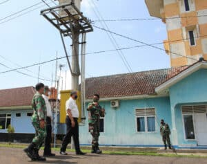 Tim Airnav Kunjungi Lanud J.B. Soedirman