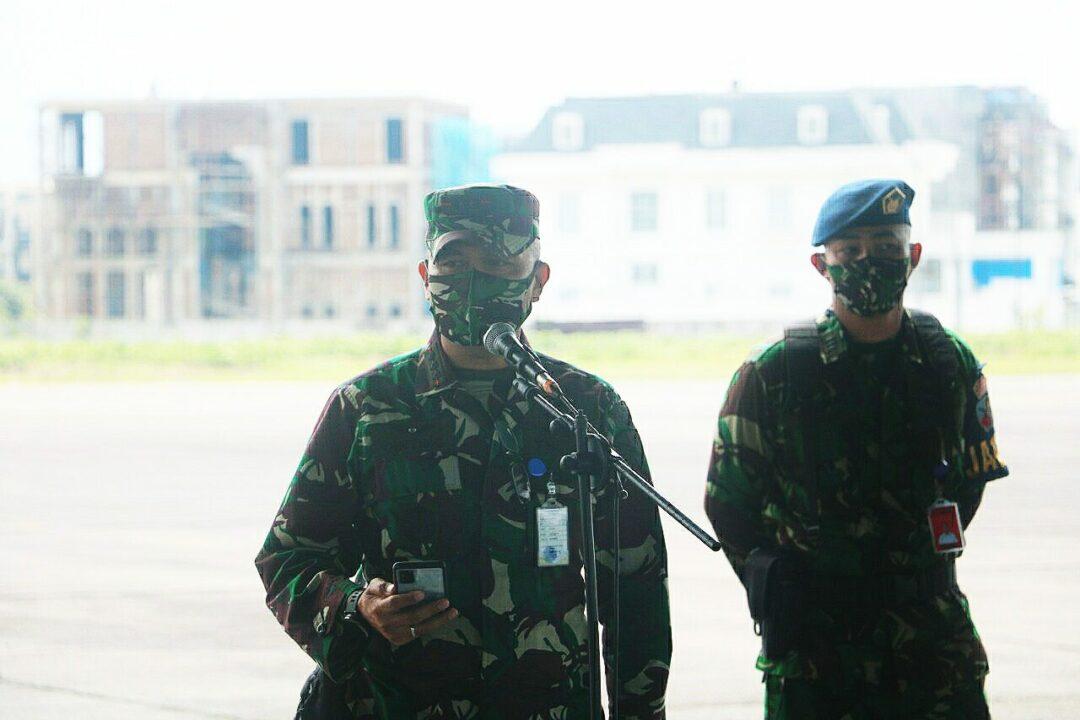 Jam Komandan, Danlanud menyampaikan Penekanan dari Presiden dan Kasau