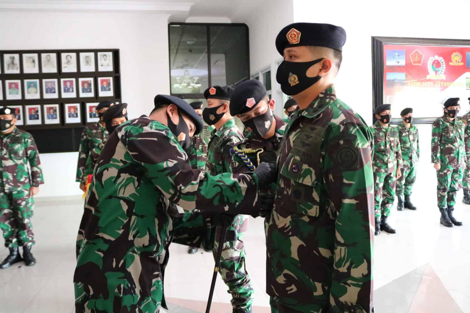 Jabatan Asops Kosekhanudnas II Diserahterimakan