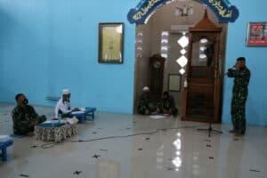 Lanud Dhomber Gelar Lomba Adzan Dalam Rangka Maulid Nabi Besar Muhammad SAW