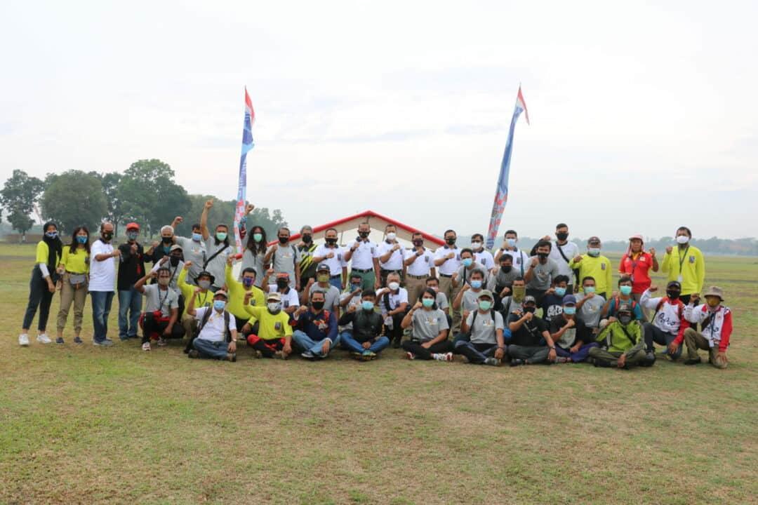 Kejurnas Gantolle Seri-2 KTM 2020 di Lanud Sulaiman