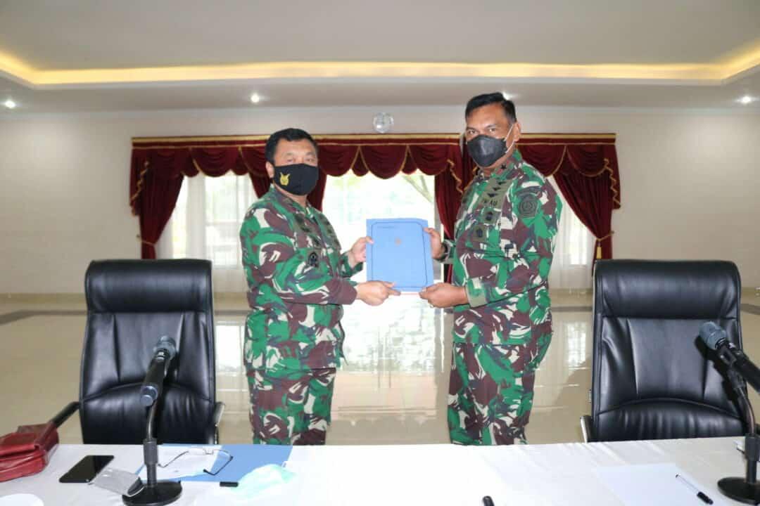 Exit Briefing Itjenau di Kosekhanudnas III