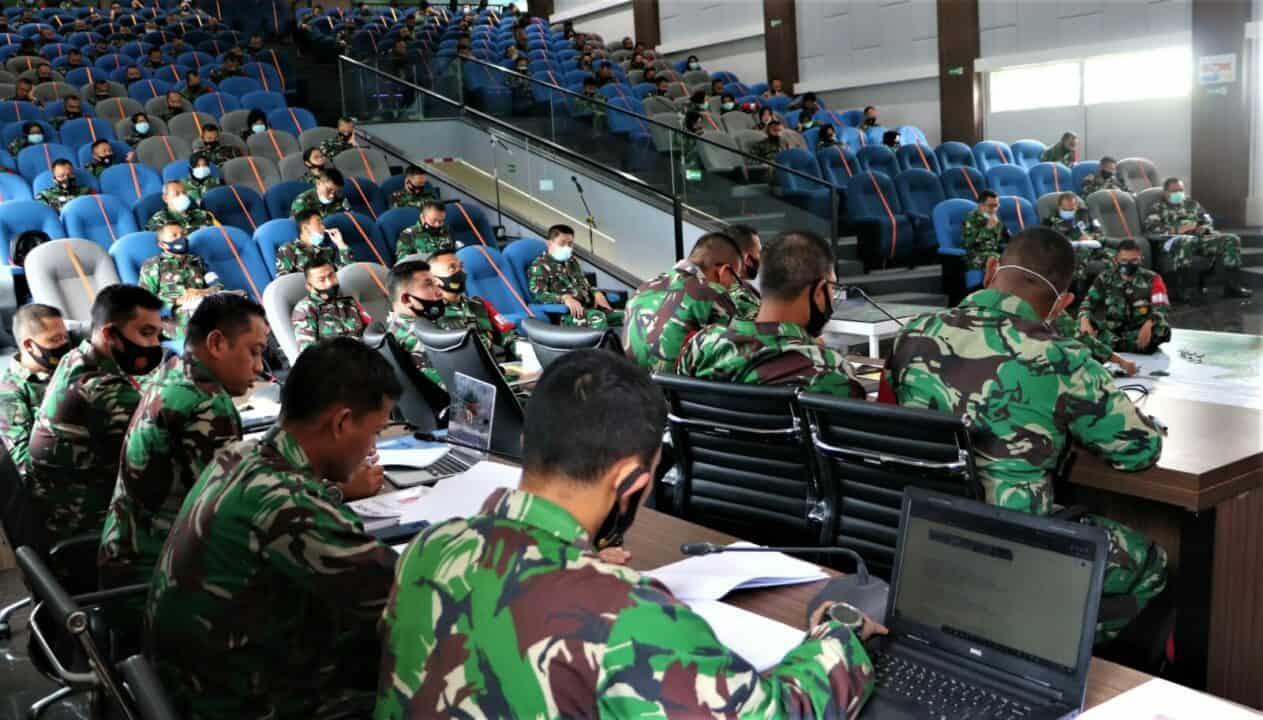 """Setelah Lima Hari Latihan, PKB Opsgab """"Wira Siaga XL"""" Resmi Ditutup"""