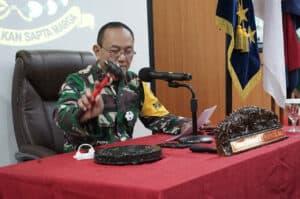 """Secara Daring, Seskoau Ikuti PKB Opsgab """"Wira Siaga XL"""""""