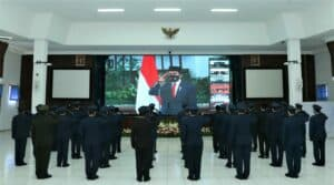 Presiden Joko Widodo : TNI Mampu Menjadi Kekuatan Perang Modern