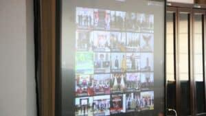 Danlanud Sutan Sjahrir Hadiri Peringatan Hari Kesaktian Pancasila Secara Virtual