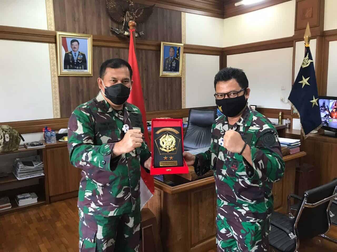 Pangkohanudnas Pimpin Penyerahan Tiga Jabatan di Kohanudnas