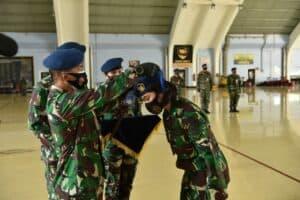 Diklat Pramugari TNI AU Di Lanud Halim Resmi Ditutup