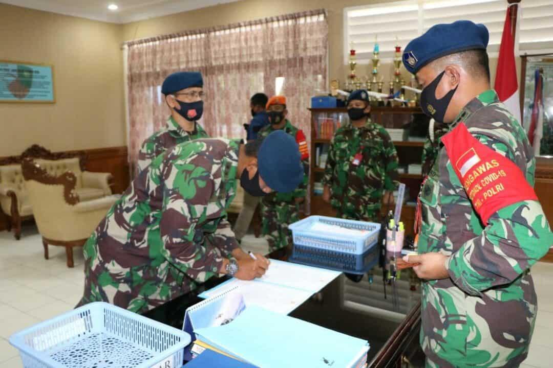 Mayor Kal Raja Maruli Tua Resmi Menjabat Kadislog Lanud Sultan Iskandar Muda