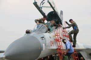 46 Pesawat TNI AU Dilibatkan Pada Latihan MOT Di Lanud Iswahjudi