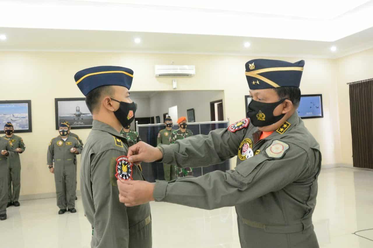Asops Kasau Resmi Membuka Latihan MOT dan GFAC di Lanud Iswahjudi