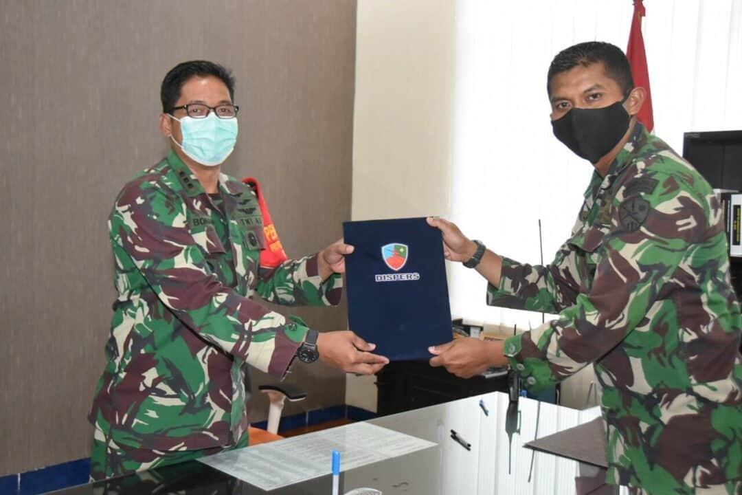 Letnan Kolonel Kal Julianto, S.T., Resmi Jabat Kadislog Lanud Husein Sastranegara
