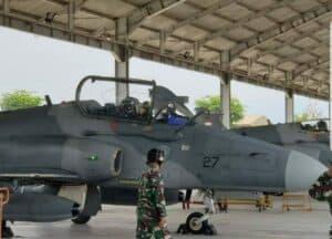 Latihan MOT 2020, Ajang Berlatih Penerbang Skadron Udara 1 Elang Khatulistiwa