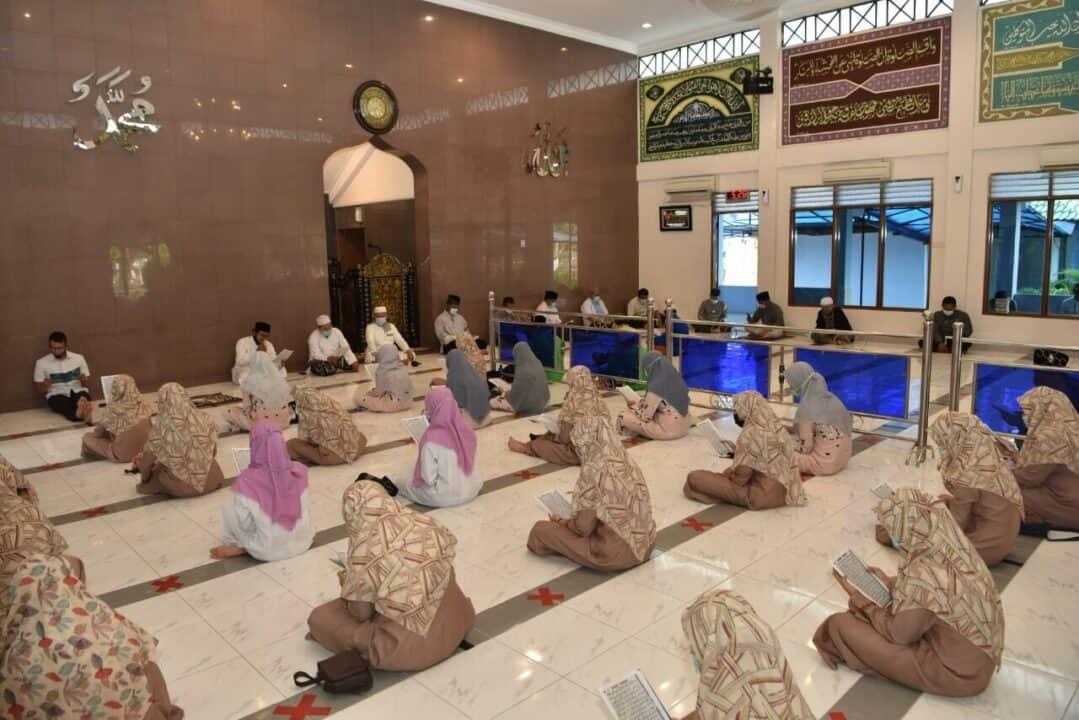 Peringati Maulid, Lanud Halim Gelar Khataman Al-Qur'an dan Doa Bersama