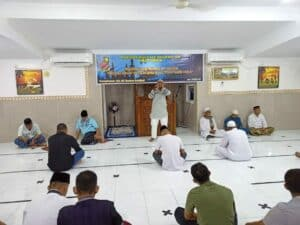 Lanud RSA Peringati Maulid Nabi Muhammad SAW 1442 H