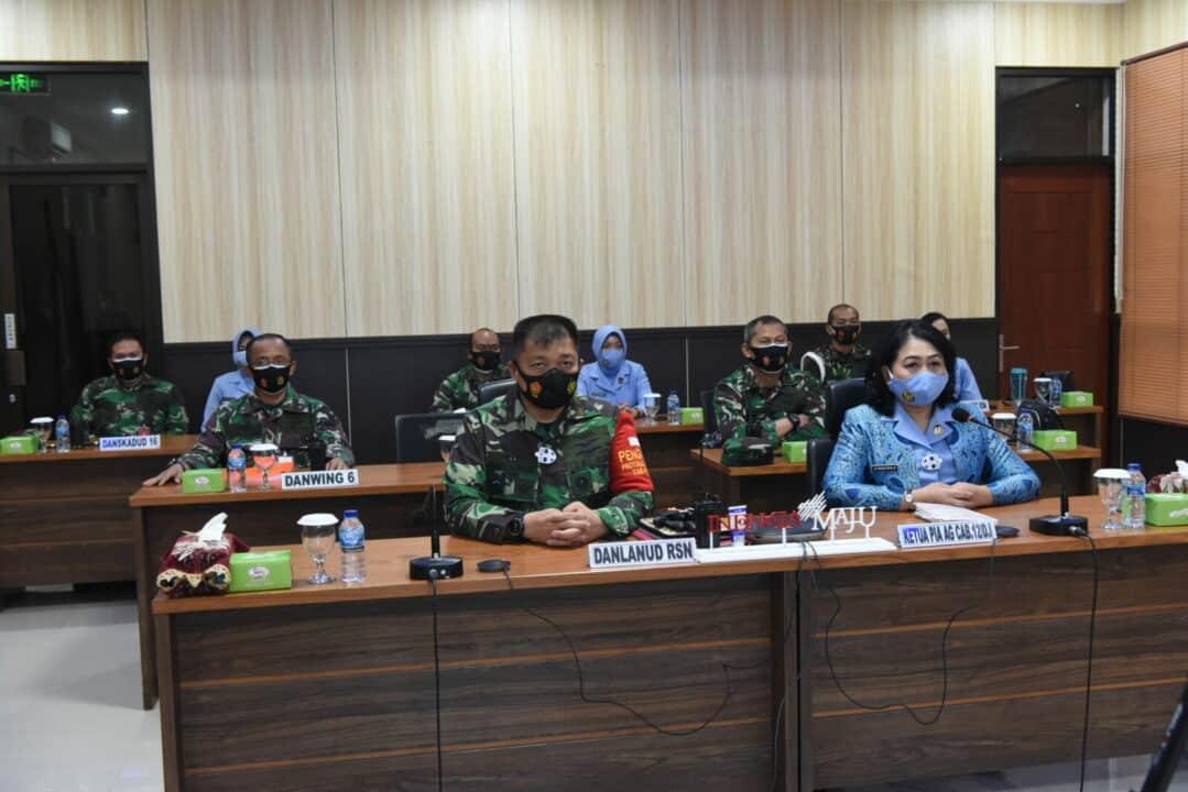 Kasau: Saya Menilai Komandan Telah Laksanakan Tugas Dengan Baik