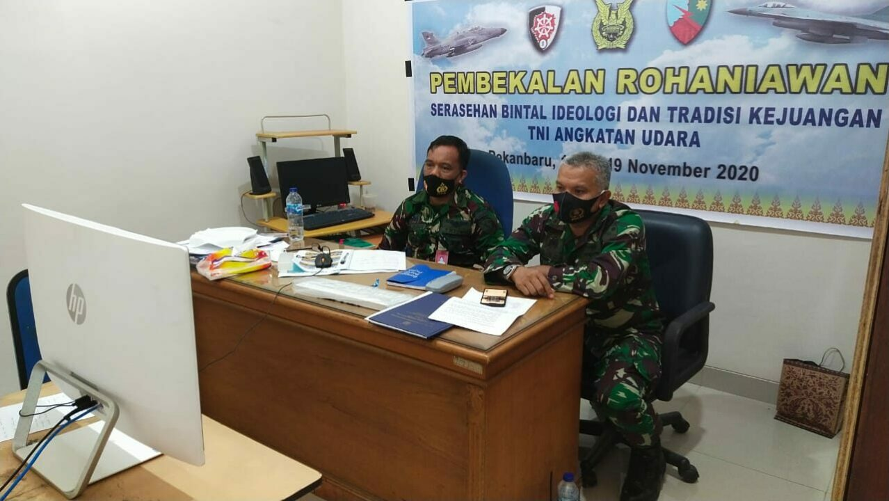 Aspers Kasau: Bantu Komandan Satuan Antisipasi Potensi Kerawanan