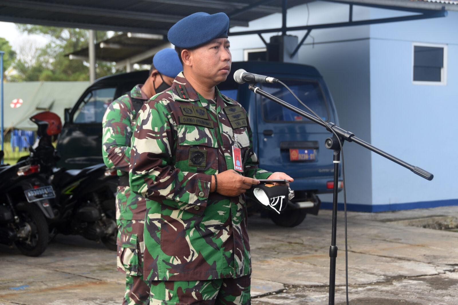 Danlanud Wiriadinata : Bijaklah Dalam Menggunakan Media Sosial