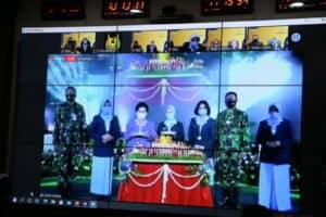 PIA Ardhya Garini Optimis Siapkan Generasi Indonesia Emas 2045