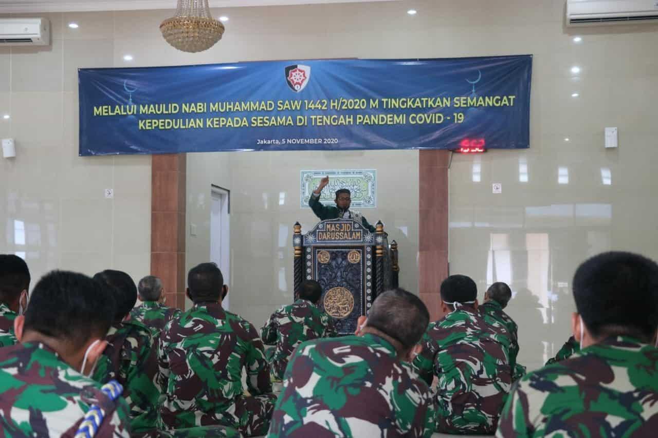 Peringatan Maulid Nabi Muhammad SAW di Makoopsau I