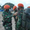 Dankor Paskhas Secara Resmi Tutup Pendidikan Komando Angkatan Ke-44