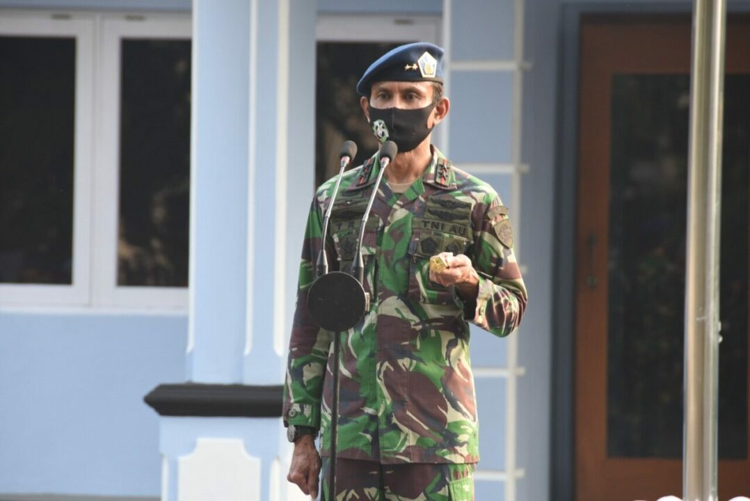 Dankoharmatau: Perintah Panglima TNI harus Dipatuhi Prajurit Koharmatau
