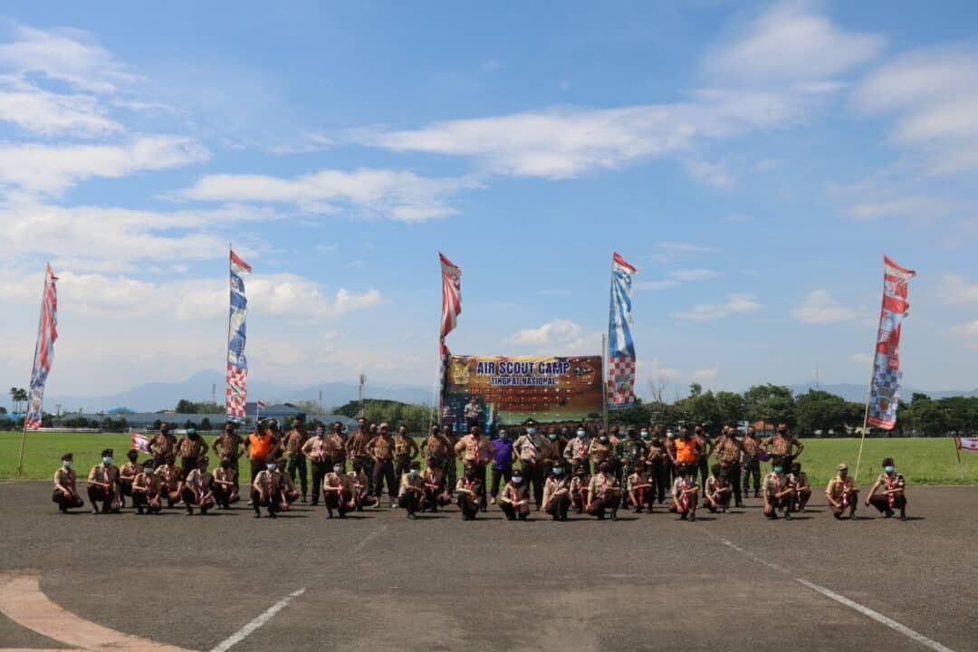 Aero Scout Camp 2020 di Lanud Sulaiman Resmi ditutup