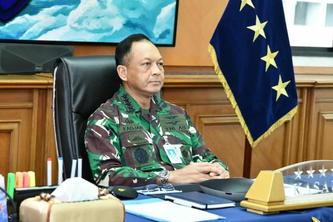 KSAU Tekankan Pentingnya Tugas Pokok TNI Kepada Pasis Seskoal