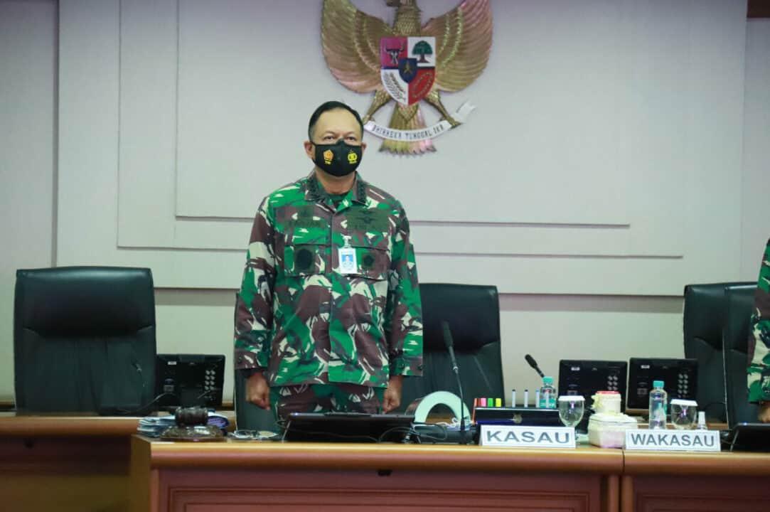 Kasau: Evaluasi Progja TNI AU Untuk Ketahui Permasalahan
