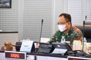 Apel Dansat TNI AU 2020, TNI AU Bantu Pemerintah Tekan Laju Penyebaran Covid-19