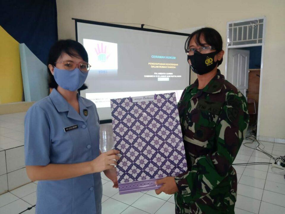 *PIA AG Inisiasi Giat Rapid Test di Lanud Sam Ratulangi Manado*