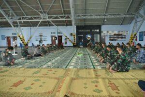 Siswa SIP TNI AU Angkatan 83 dan SIP TNI Angkatan 84 Gelar Latihan Navigasi Udara