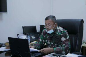 Sarasehan Bintalid TNI AU 2020. Aspers Kasau: Perwira Bintal TNI AU Harus Kreatif