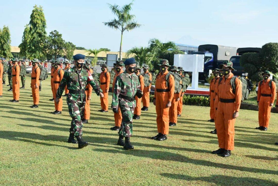 Danlanud Adisutjipto buka latihan Survival Dasar bagi Sekbang TNI Angkatan 99 dan Sekbang Terpadu TNI A-7