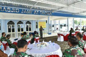 Danlanud Adisutjipto Resmikan TPQ Masjid Jami' At Taqwa