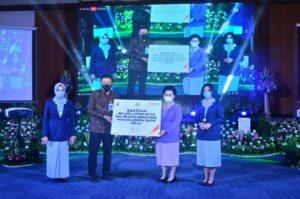 HUT ke-64 PIA Ardhya Garini Kasau: PIA Ardhya Garini Ikut Sejahterakan Keluarga TNI AU.