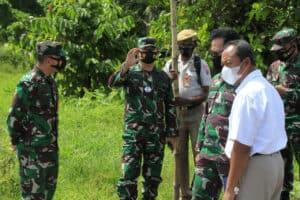 *Wakil Kasau Inspeksi ke Lanud Sam Ratulangi Manado*