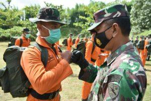 Latihan Survival Dasar Sekbang Angkatan ke-99 dan Sekbang Terpadu TNI Angkatan ke-7 resmi ditutup
