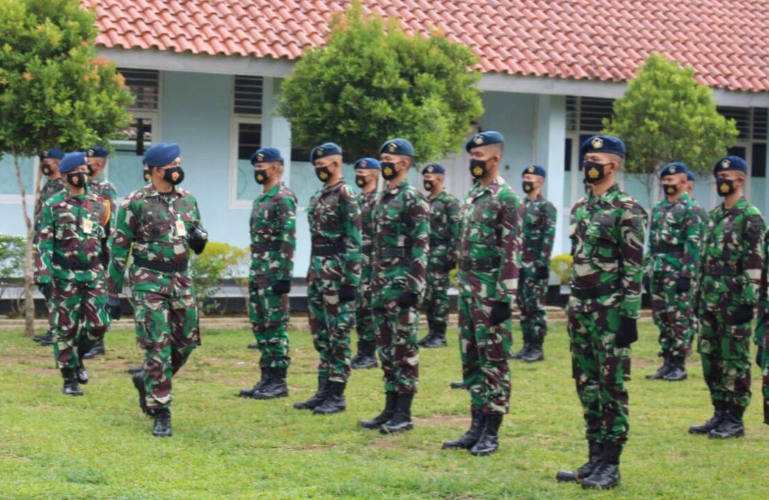 Kualitas Lulusan Bintara Intelud dan PDE Mampu Selesaikan Tugas Satuan