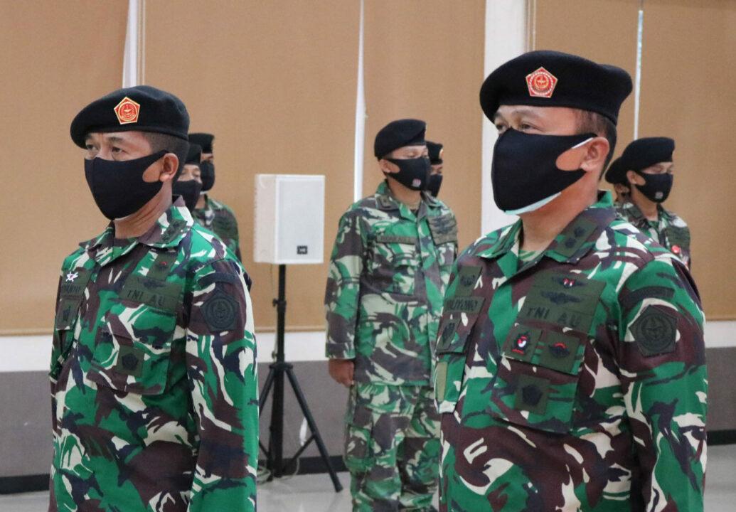 Letkol Sus Yuliono S.Pd Jabat Asintel Kosekhanudnas II