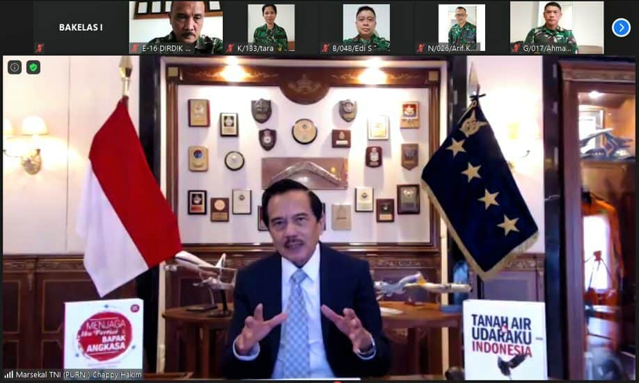 Marsekal TNI (Purn) Chappy Hakim : Message From The Cockpit