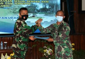 Lokakarya Kurikulum Prodi Magister Terapan Seskoau Resmi Ditutup
