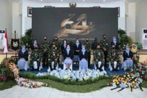 Syukuran HUT ke-64 PIA AG Tahun 2020 Di Lanud Iswahjudi