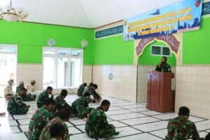Peringatan Maulid Nabi Muhammad SAW di Lanud J.B. Soedirman