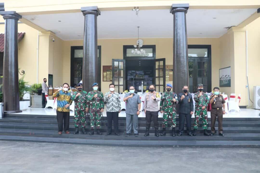 Sinergitas Ciptakan Kota Bandung Aman